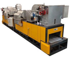 Mould Drying Oven with conveyor