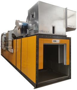 Mould Drying Oven without conveyor
