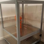 Robot Enclosure for automotive supplier
