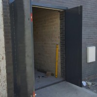 Security Doors for local builder